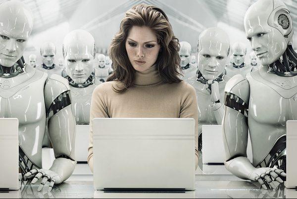 Картинки по запросу робот журналіст